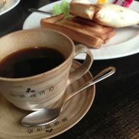 遅い時間でもお得なモーニング「安城市桜坂珈琲店」