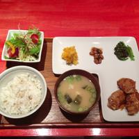 豊田市駅前「ぷうあぷう」で体に優しいランチ