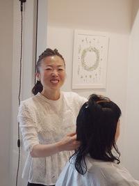Hair komorebi 鈴木貴子のプロフィール 2018/10/27 16:24:59