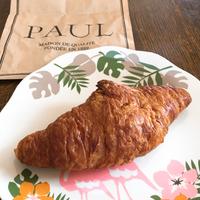 「PAUL」のクロワッサン*