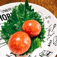 ミニトマトが…*