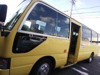 緑区より送迎バス 職場の懇親会ランチ