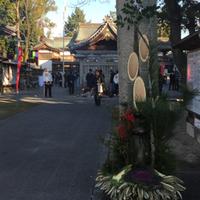 謹賀新年! 花屋敷は2日から営業 豊田三好日進刈谷の個室和食屋です