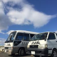 大雪の中 藤岡まで送迎で 6分遅れで到着!