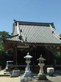 東郷町諸輪観音寺へ 法事のお客様お迎えにバスで行きました!