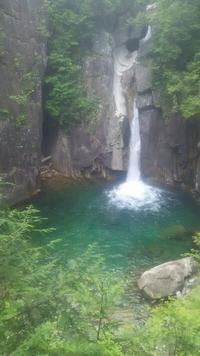 南木曽町  柿其渓谷 絶景パワースポットです
