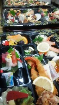 仕出し10000円以上で無料配達   お寿司・お祝い膳・オードブル