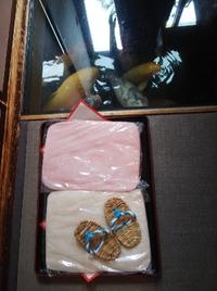 九州地方の一升餅 風習の違い 長方形の紅白餅 選びとりの儀式