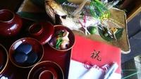 生後100日の【お食い初めのお膳】鯛の塩焼き・赤飯・お食い初め膳
