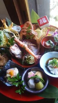 お祝い膳で 60歳【還暦のお祝い】ブログ見て春日井市より