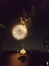 みよし市三好池の花火大会