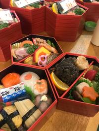 神社さまよりご依頼頂き もう三度目ですが 手毬寿司三段重をお気に召して頂いた!
