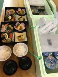 松花堂膳 (松・竹・梅)は 至れり尽くせりで無料配達します!