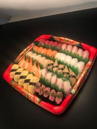 年末年始の寿司デリバリー出来ます!