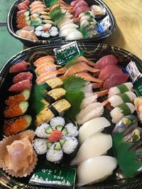 寿司盛り 人数 ご予算に合わせてお届けに伺います