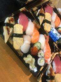 宅配寿司本格始動に向けて準備