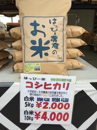 8月はっぴー特売日! 2017/08/26 09:58:26