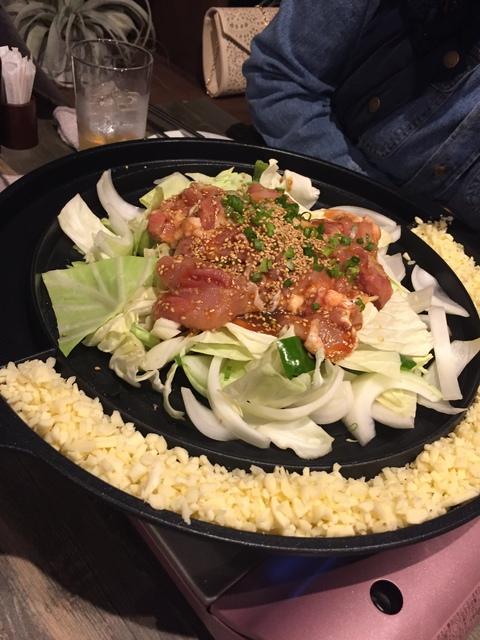 みよしの韓国料理屋ミレさん♪