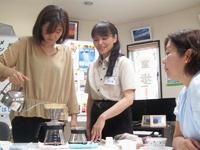 ゆるゆる珈琲教室×はじめの一歩(6/29午後)