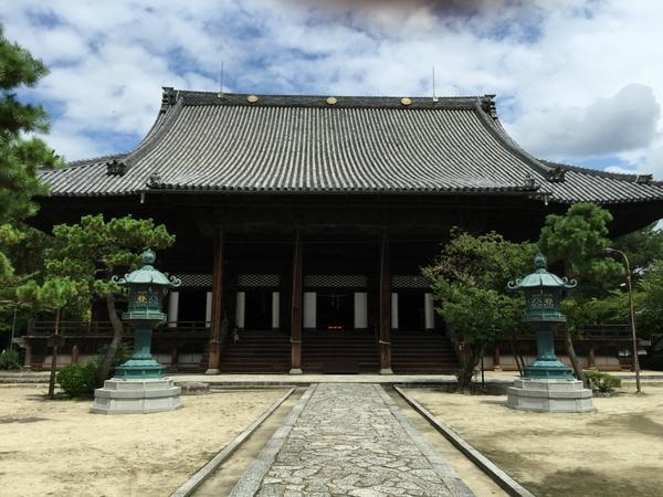 京都で夏休み!!