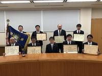 太田市長さんへ表敬に行ってきました 2017/12/25 23:54:00