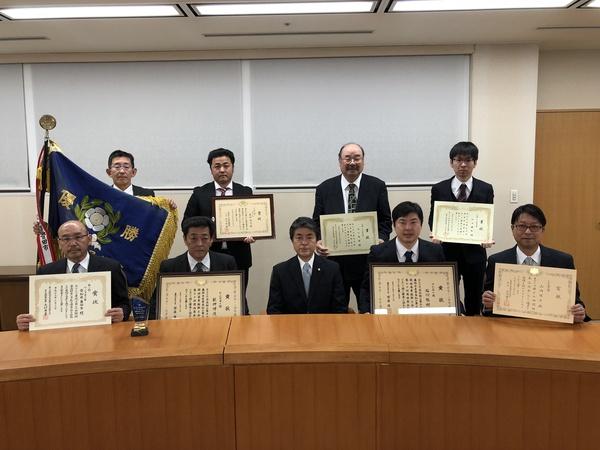 太田市長さんへ表敬に行ってきました