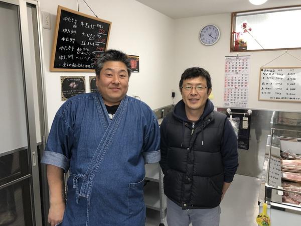 夢農人食材でのお歳暮!!
