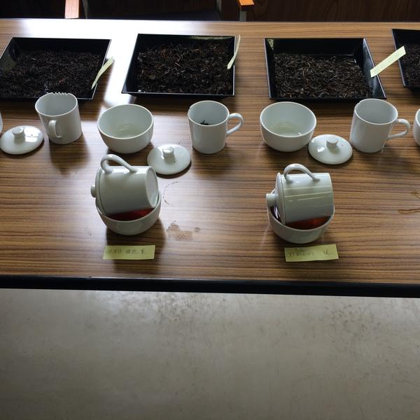 和紅茶の講習会