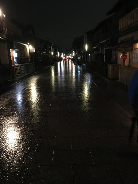京都に視察?