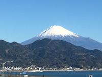 富士山!! 2016/12/25 13:08:55