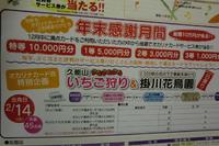 イチゴ狩りと掛川花鳥園 2015/12/01 18:36:36