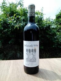 平岩農園のワイン①日本ワイン(カベルネ・ソーヴィニヨン)@愛知県幸田町産
