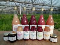 商品紹介(ぶどうジュース・ジャム・ワイン・日本酒・干しぶどう・お米) 2018/04/05 10:44:00
