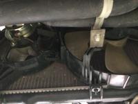 スバル サンバーバン TV1型 エアコン修理