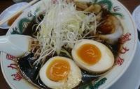 魁力屋(豊田)で醤油ラーメン!