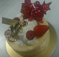 アション(豊田)のクリスマスケーキ♪