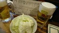 豊田市駅近の飛鳥で焼きとり&ビール♪