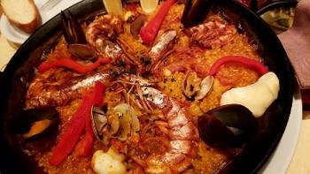 ゲートタワーでスペイン料理♪