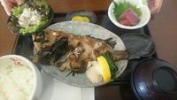 ごはんや金沢で焼き魚定食!