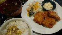 豊田市美術館近くの雪村で定食ランチ!