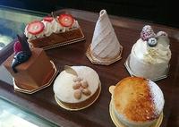 ピエール・プレシュウズ(長久手)のケーキ♪