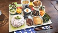 野菜と糀のカフェこのはな(三好)でランチ! 2019/01/21 19:19:07