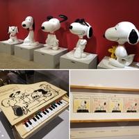 スヌーピーミュージアム展へ! 2019/07/15 11:15:00