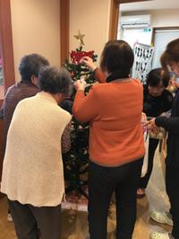 もーすぐクリスマス〜 2017/12/15 15:22:24