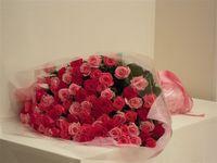 100本の薔薇