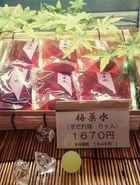 ぐっさん家で紹介。豊田市 小渡町  御菓子処【ひだや】夏季限定品の紹介