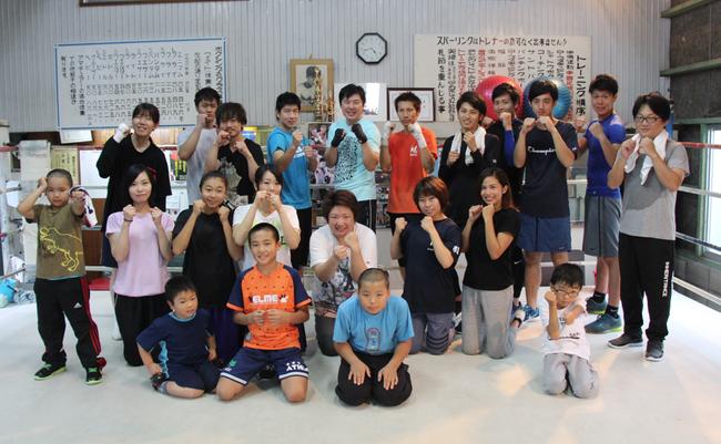 ミライ塾ボクシングプログラム大成功♪