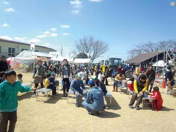 11月5日夢農人大収穫祭開催♪