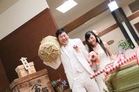 農家の手作り結婚式⑫二次会も農民テイストたっぷりに♪