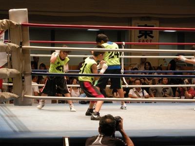 第6回U-15ボクシング全国大会